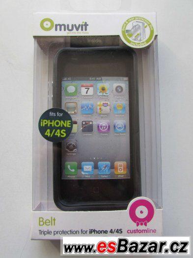 MUVIT Belt pro Apple iPhone 4/4S