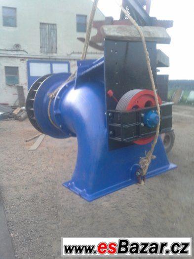 Vodní turbína MT5