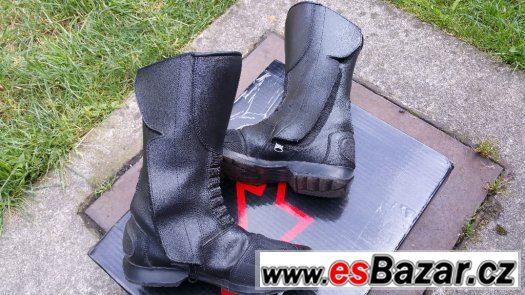 Motorkařské boty damské,vel.38