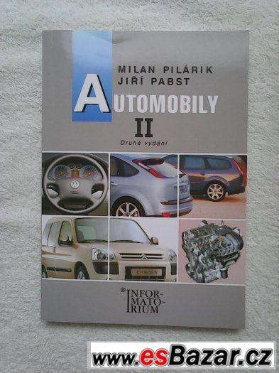Prodám učebnice pro SOU AUTOMECHANIK