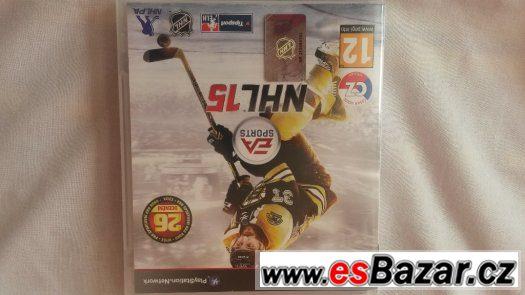 Nhl 15 na Playstation 3
