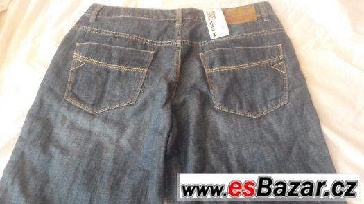 Nové džínové šortky velikost 32