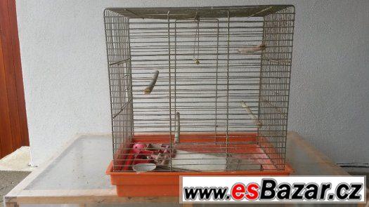 Klec pro ptáky - ptačí klec