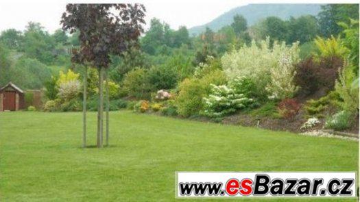Hledáme k pronájmu či koupi zahradu na rekreaci