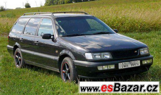 VW Passat  Variant TDI r.96