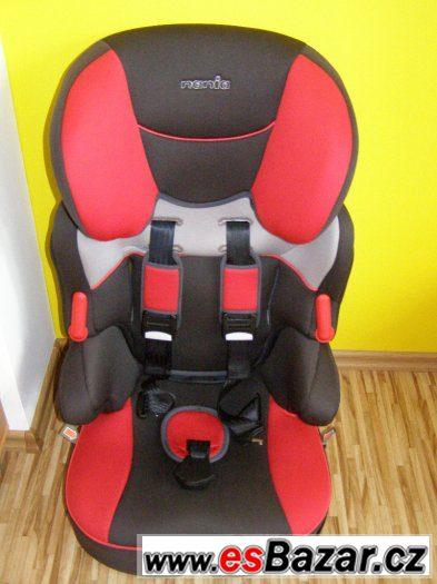 Dětská autosedačka 9-18 kg - jako nová