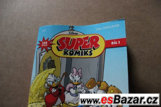 Super komiks 1