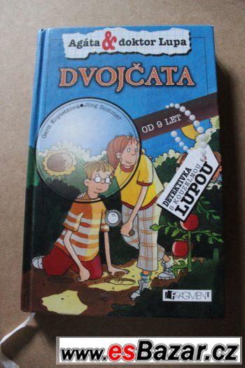 Dvojčata Agáta & doktor Lupa Detektivka s kouzelnou lupou Ge