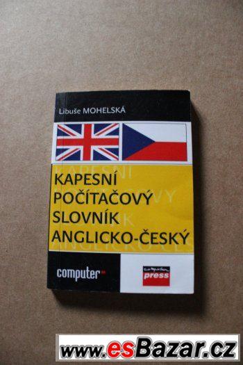 Kapesní počítačový slovník Anglicko - Český