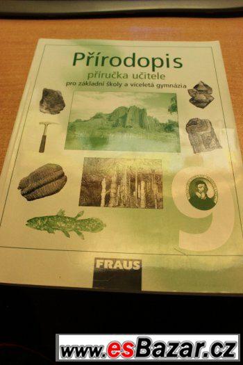 Přírodopis 9.ročník; metodická příručka Fraus