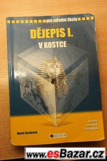 Dějepis v kostce I. nová