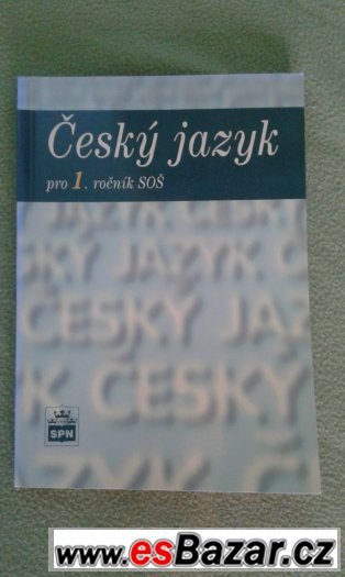 Český jazyk pro 1.ročník SOŠ