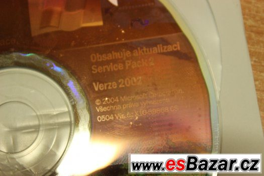 Operační systém Windows XP Professional CZE