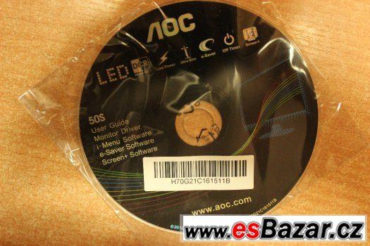 CD Monitor 50S / 60P Driver AOC