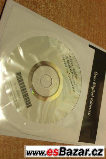 Instalační CD