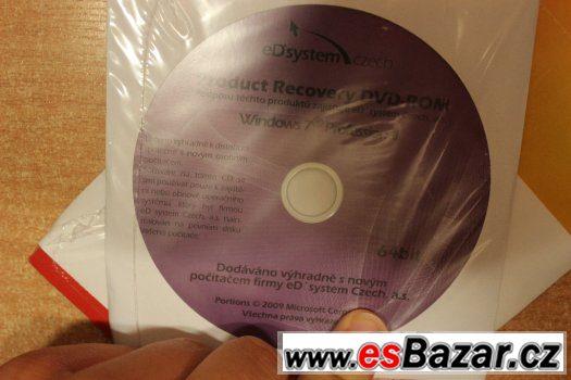 Microsoft Windows 7 Professional Pro 64bit