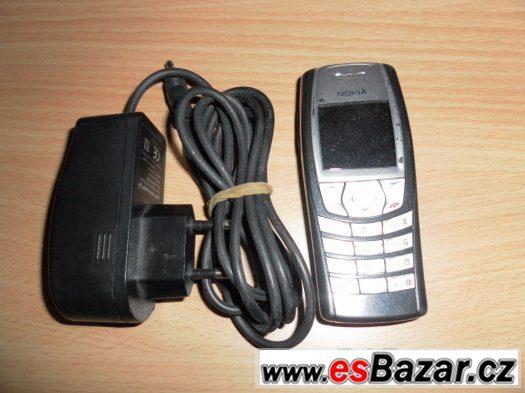 Prodám 2x starší funkční mobil Nokia