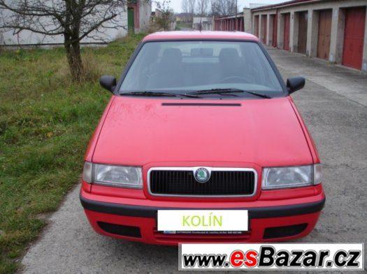 Škoda Felicia - koupím 1.3 MPi, od r.v. 1998