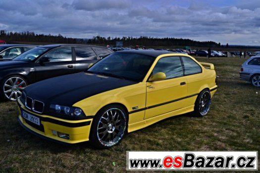 Koupím BMW E36 coupe