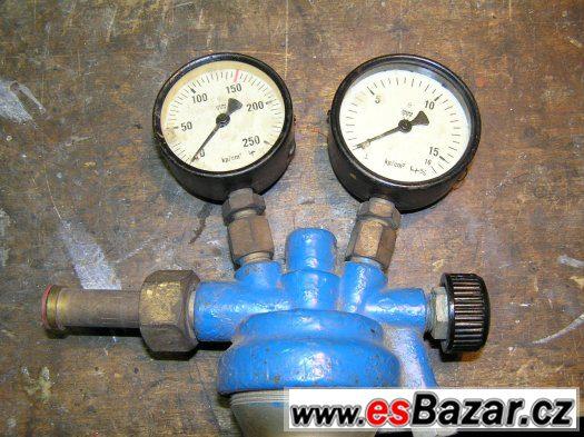 Redukční ventil na kyslík