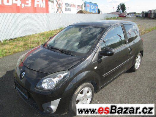 °° Renault Twingo SPORT 1,2i 16V == KRÁSNÝ STAV ===