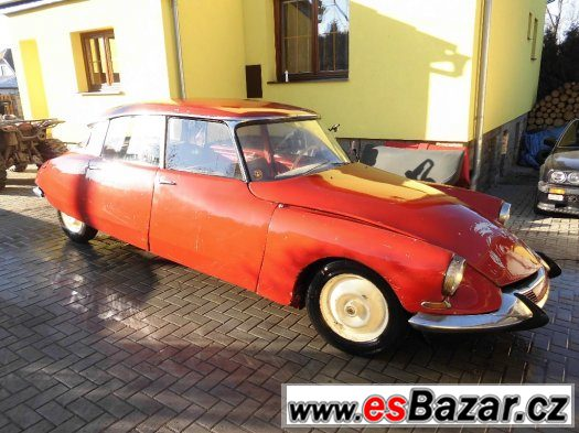 Citroen DS - ID19