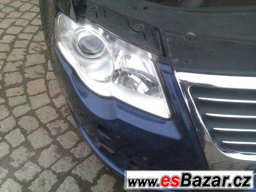 Chladičová stěna čelo VW PASSAT B6 3C 2005-2010