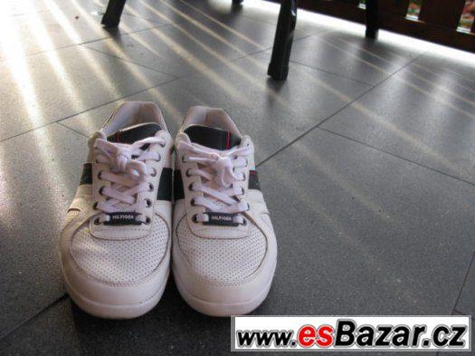 Pánské boty Tommy Hilfiger