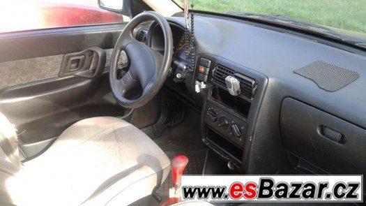 Seat CORDOBA 1.9 D-nafta rv.96  STK 2016
