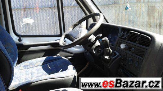 Peugeot BOXER 2.5 TD  r.v.2001 STK 2017