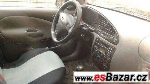 Ford Fiesta 1.3 r.v. 99 PĚKNÝ STAV