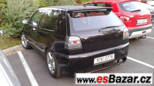 VW Golf III 1.6i tv.97 EKO placeno