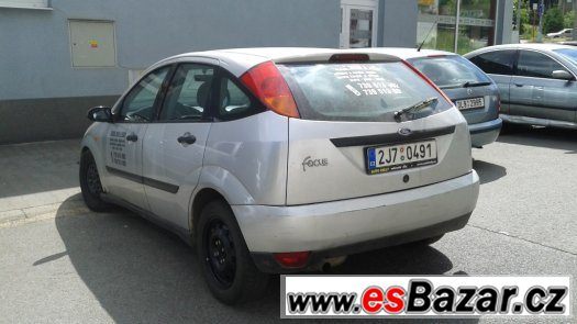 Ford FOCUS 2.0i rv.99