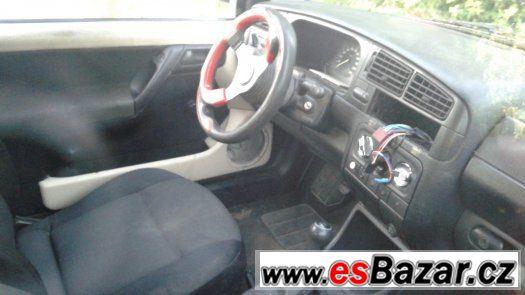 VW Golf III 1.6i tv.97 PŘEPIS NEPOŽADUJEM