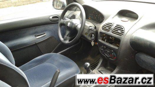 Peugeot 206 2.0HDi rv.2000