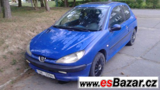 Peugeot 206 1.2  rv.99 STK,EKO