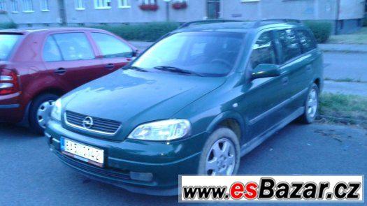 Opel ASTRA CARAVAN 1.8i 16V rv98