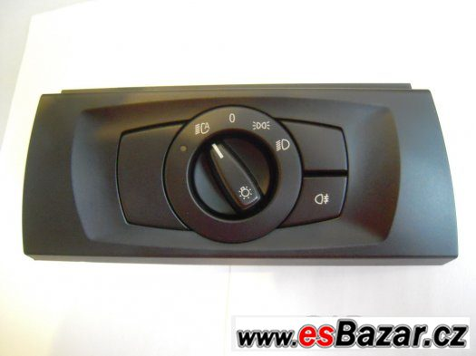 Prodám ovládací panel světel na BMW M3