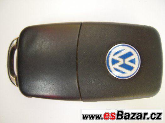 Prodám náhradní klíč k VW