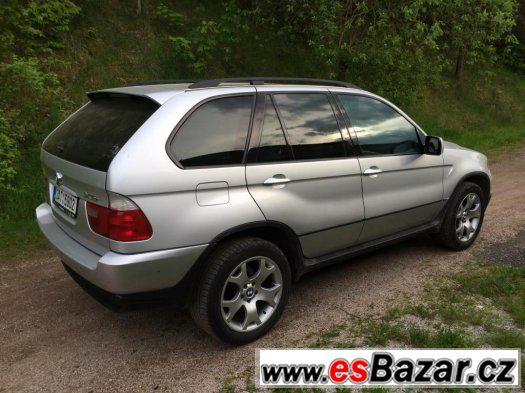 BMW X5 3,0D 135kW, komplet v kůži, Xenony,