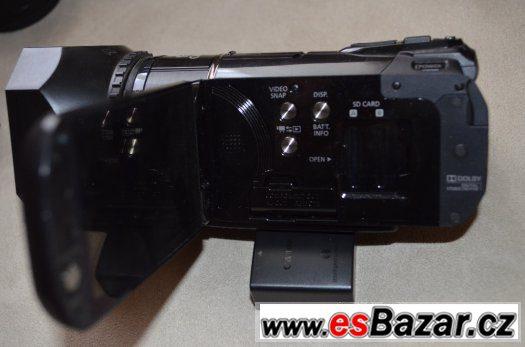Canon VIXIA HFS20