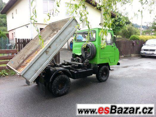 Multicar M25 3stranný sklápěč    NOVÁ STK