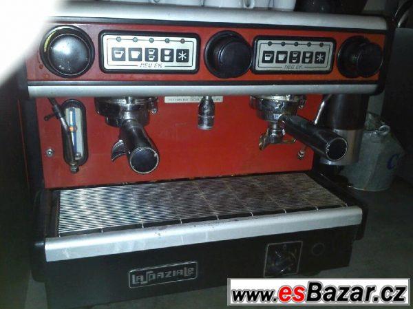 Profesionální kávovar La Spazialle
