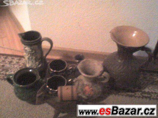 prodám zbytek keramiky