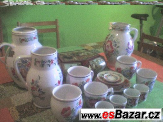 Prodám chodskou keramiku