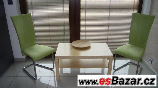 2 kuchyňské židle