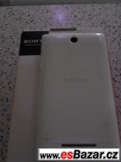 Sony Xperia E (záruka 16.6.2016)