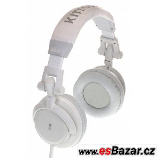 NOVÁ sluchátka KitSound DJ stereo BOMBA CENA