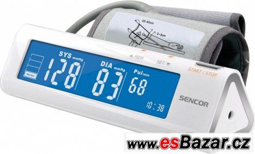 NOVÝ měřič krevního tlaku Sencor SBP 901 SUPER CENA
