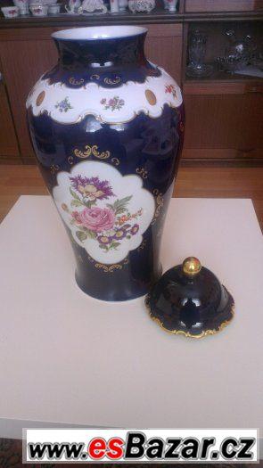Velká porcelánová váza
